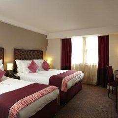 Отель Doubletree by Hilton London Marble Arch 4* Гостевой номер с 2 отдельными кроватями фото 2