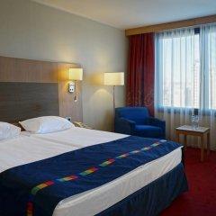 Гостиница Park Inn by Radisson Прибалтийская 4* Стандартный номер с различными типами кроватей фото 3
