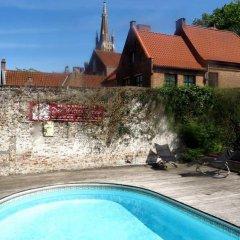 Отель B&B Den Witten Leeuw 3* Стандартный номер с различными типами кроватей фото 8