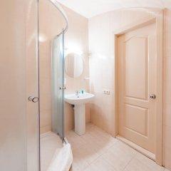 Апартаменты Continental Apartments ванная