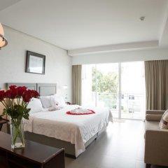 Отель Sugar Palm Grand Hillside 4* Номер Делюкс двуспальная кровать фото 3