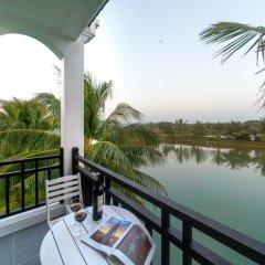 Отель Water Coconut Boutique Villas 3* Номер Делюкс с различными типами кроватей фото 5