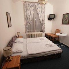 Отель Brezina Pension 3* Номер с общей ванной комнатой с различными типами кроватей (общая ванная комната) фото 3