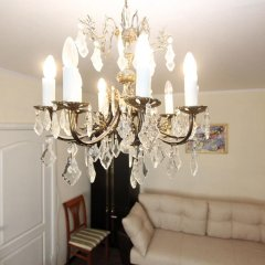 Гостиница ApartLux Наметкина Suite 3* Апартаменты с разными типами кроватей фото 32