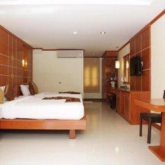 Отель Lanta Casuarina Beach Resort 3* Стандартный семейный номер с двуспальной кроватью