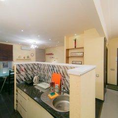 Гостиница СПБ Ренталс Апартаменты с разными типами кроватей фото 35