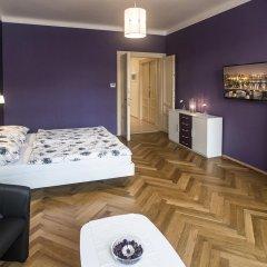 Апартаменты Charles IV Apartments Прага комната для гостей фото 4