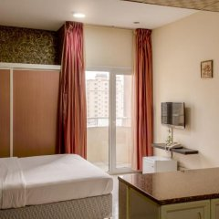 Al Ferdous Hotel Apartment 3* Студия с различными типами кроватей фото 3