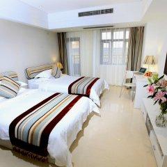 Barry Boutique Hotel Sanya 5* Улучшенный номер с различными типами кроватей