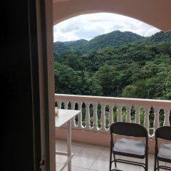 Отель Tha Lagoon Spot балкон