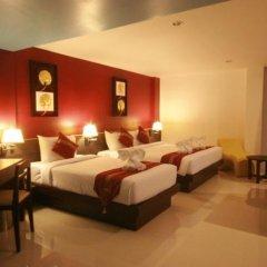 Отель Twin Hotel Таиланд, Пхукет - отзывы, цены и фото номеров - забронировать отель Twin Hotel онлайн комната для гостей фото 4