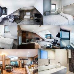 Отель Miraolas в номере