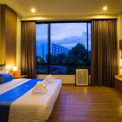 Отель Sriracha Orchid 3* Люкс с различными типами кроватей фото 23