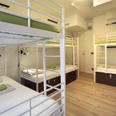 Gracia City Hostel Кровать в общем номере с двухъярусной кроватью фото 6