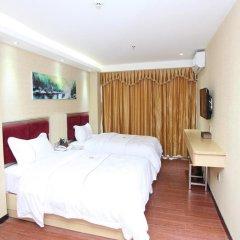Отель Fangjie Yindu Inn 3* Стандартный номер с 2 отдельными кроватями