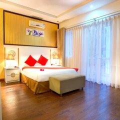 Hanoi Amanda Hotel 3* Номер Делюкс с различными типами кроватей фото 7