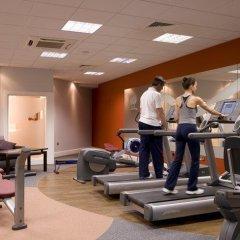 Отель Carlton Hotel Blanchardstown Ирландия, Дублин - отзывы, цены и фото номеров - забронировать отель Carlton Hotel Blanchardstown онлайн фитнесс-зал фото 2