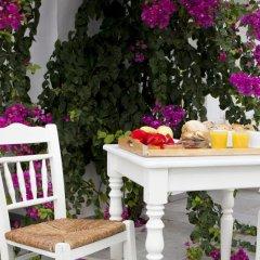 Отель Meli Meli Греция, Остров Санторини - отзывы, цены и фото номеров - забронировать отель Meli Meli онлайн питание фото 2