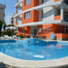Отель Abelia Apartments Болгария, Солнечный берег - отзывы, цены и фото номеров - забронировать отель Abelia Apartments онлайн детские мероприятия