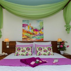 Philoxenia Hotel Apartments 3* Стандартный номер с двуспальной кроватью