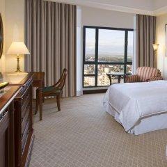 Sheraton Hanoi Hotel 5* Номер Делюкс разные типы кроватей фото 4