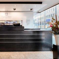 Hampshire Hotel - Crown Eindhoven 4* Номер Комфорт с различными типами кроватей фото 3