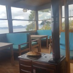 Seaview Faralya Butik Hotel гостиничный бар