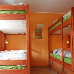 Hostel Mamas&Papas Кровать в общем номере с двухъярусной кроватью фото 3