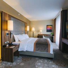Гостиница DoubleTree by Hilton Tyumen 4* Стандартный номер разные типы кроватей фото 4