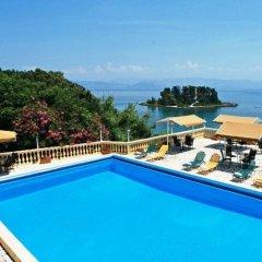 Отель Mouse Island Греция, Корфу - отзывы, цены и фото номеров - забронировать отель Mouse Island онлайн бассейн