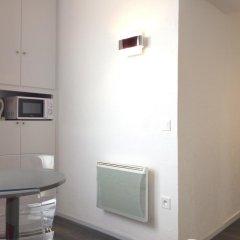 Отель BRH Boulogne Résidence Hôtel 3* Улучшенная студия с различными типами кроватей фото 3