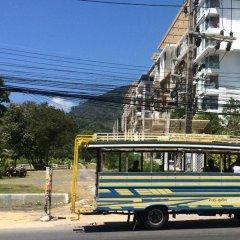 Отель Penthouse Patong городской автобус