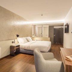 Отель Lux Lisboa Park 4* Стандартный номер с различными типами кроватей фото 6