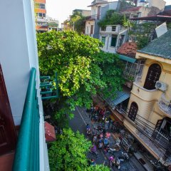 Отель Hanoi 3B 3* Номер Делюкс фото 3