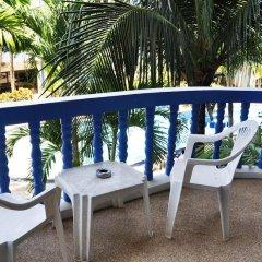 Отель The Club Residence By Palmaris балкон