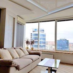Мост Сити Апарт Отель 3* Улучшенные апартаменты фото 7