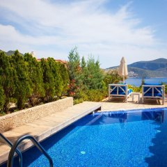 Asfiya Sea View Hotel Турция, Киник - отзывы, цены и фото номеров - забронировать отель Asfiya Sea View Hotel онлайн бассейн фото 7