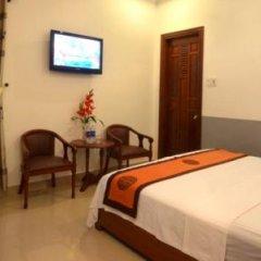 Hanh Dat Hotel Hue 3* Улучшенный номер с различными типами кроватей фото 4