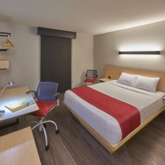 Отель City Express Mérida 3* Стандартный номер с различными типами кроватей фото 2