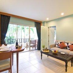 Отель Green Park Resort 3* Стандартный номер с различными типами кроватей фото 3