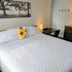 The Wayfaring Buckeye Hostel Номер Делюкс с различными типами кроватей фото 3