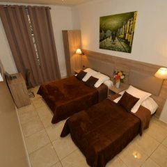 Hotel Parisien 2* Стандартный номер с различными типами кроватей фото 12