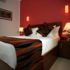 Hotel Travellers Nest 3* Стандартный номер с различными типами кроватей фото 9