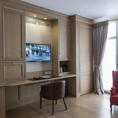 Hotel le Dixseptieme 4* Стандартный номер с различными типами кроватей фото 15