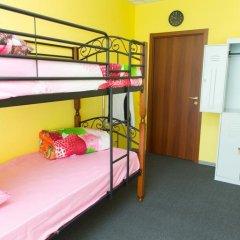 Saratovskiy Hostel Кровать в общем номере с двухъярусной кроватью фото 8