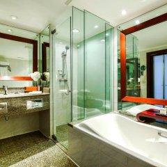 Pullman Bangkok Hotel G 5* Номер Делюкс с 2 отдельными кроватями