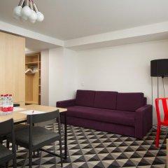 Азимут Отель Мурманск 4* Апартаменты SMART с различными типами кроватей фото 5