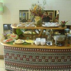 Отель Tanoa Skylodge Hotel Фиджи, Вити-Леву - отзывы, цены и фото номеров - забронировать отель Tanoa Skylodge Hotel онлайн питание фото 2