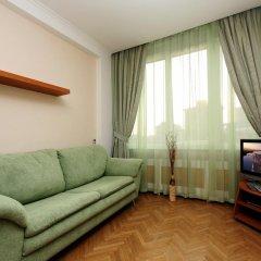 Апартаменты ApartLux Улучшенные Апартаменты Новоарбатская 2 Апартаменты разные типы кроватей фото 3
