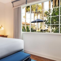 Отель Milo Santa Barbara 3* Стандартный номер с двуспальной кроватью фото 3